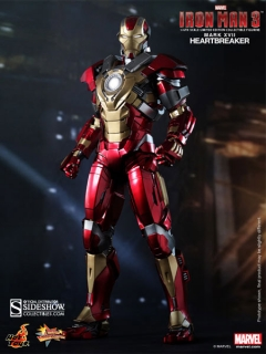 Iron Man 3 - figúrka Iron Man Mark 17 Heartbreaker 30 cm