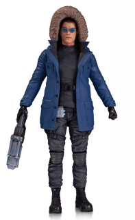 The Flash - figúrka Captain Cold 17 cm