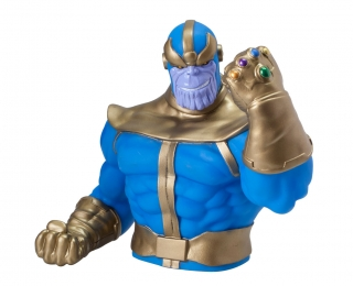 Marvel Comics - pokladnička Thanos 20 cm