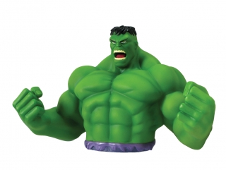 Marvel Comics - pokladnička Incredible Hulk 20 cm