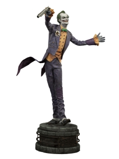 Batman Arkham Asylum - socha The Joker 62 cm