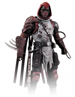 Batman Arkham City- figúrka Series 3 Azrael 17 cm