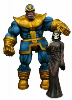 Marvel Select - figúrka Thanos 20 cm