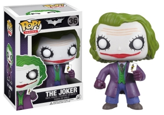 DC Comics POP! - figúrka The Joker 9 cm