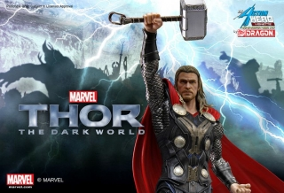 Thor The Dark World - vignette Thor 23 cm