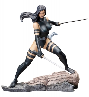 Marvel Comics Fine Art - soška Psylocke X-Force 26 cm