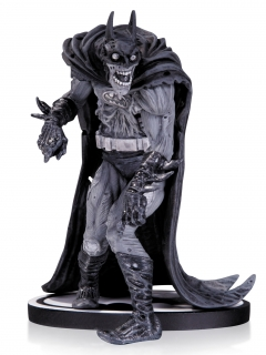 Batman Black & White - soška Zombie Batman 19 cm