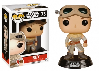 Star Wars Episode VII POP! - bobble head Rey & Goggles Limited Edition 10 cm