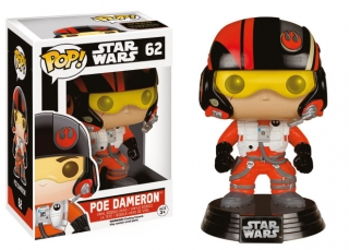 Star Wars Episode VII POP! - bobble head Poe Dameron 10 cm