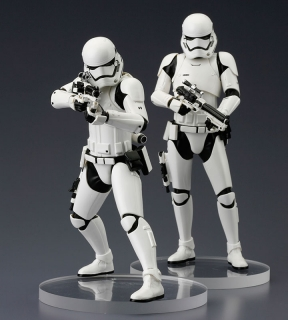 Star Wars Episode VII ARTFX+ - sošky First Order Stormtrooper 18 cm