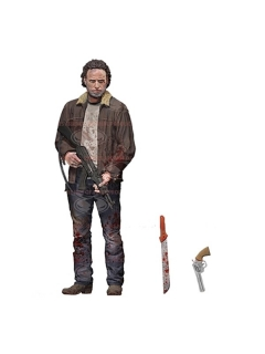 The Walking Dead - figúrka series 8 Rick Grimes 13 cm