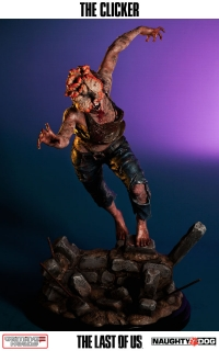 The Last of Us - socha The Clicker 48 cm