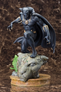 Marvel Comics Fine Art - socha Black Panther 31 cm