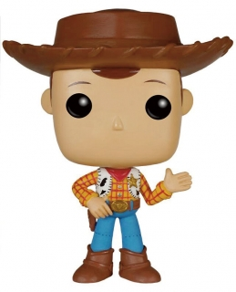 Toy Story POP! - figúrka 20th Anniversary Woody 9 cm