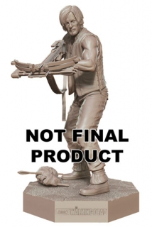 The Walking Dead - figúrka Collector´s Models #2 Daryl Dixon 9 cm