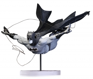 Batman Black & White - soška Dick Grayson as Batman (Jock) 2nd Edition 23 cm