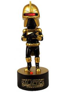 Battlestar Galactica - bobble head Cylon Commander 18 cm