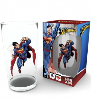 DC Comics - pohár Superman Sketch 0,5l