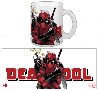 Deadpool - hrnček Have To Go 0,30l