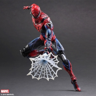 Marvel Comics Variant - figúrka Play Arts Kai Spider-Man 26 cm