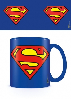 DC Comics - hrnček Superman Logo 0,33l