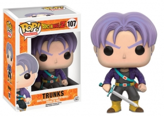 Dragonball Z POP! - figúrka Trunks 9 cm