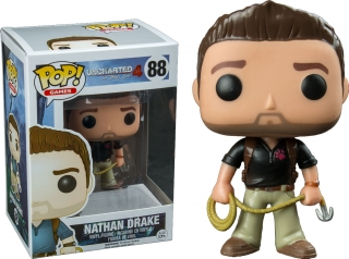 Uncharted POP! - figúrka Nathan Drake Exclusive 9 cm