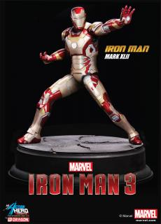 Iron Man - soška Iron Man Mark XLII 20 cm