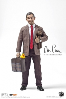 Mr. Bean - figúrka Mr. Bean 30 cm