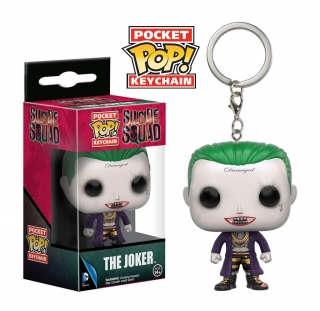 Suicide Squad Pocket POP! - vinylová kľúčenka The Joker 4 cm