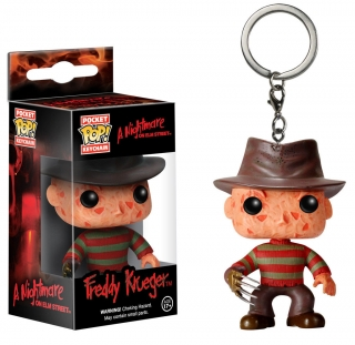 A Nightmare on Elm Street Pocket POP! - vinylová kľúčenka Freddy Krueger 4 cm