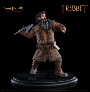 The Hobbit An Unexpected Journey - socha Bifur 24 cm