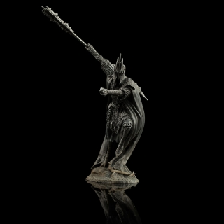 The Hobbit - soška Dol Guldur Ringwraith of Forod 8 cm