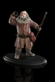 The Hobbit The Desolation of Smaug - socha Oin the Dwarf 26 cm