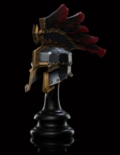 The Hobbit - replika War Helm of Dain Ironfoot 18 cm