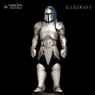 Warcraft - socha Foot Soldier Armor 33 cm