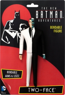 The New Batman Adventures - figúrka Two-Face 14 cm