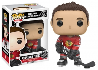 NHL POP! - figúrka Jonathan Toews (Chicago Blackhawks) 9 cm