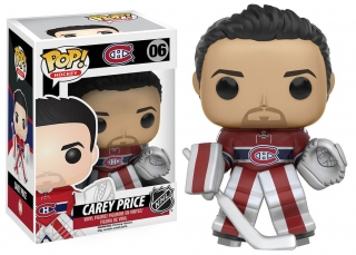 NHL POP! - figúrka Carey Price (Canadiens de Montréal) 9 cm