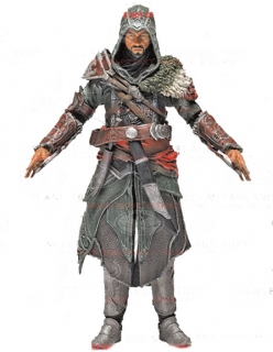 Assassin's Creed - figúrka Series 5 Il Tricolore Ezio Auditore 15 cm