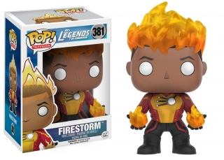 DC Legends of Tomorrow POP! - figúrka Firestorm 9 cm