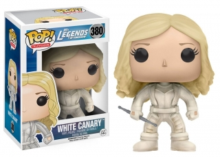 DC Legends of Tomorrow POP! - figúrka White Canary 9 cm