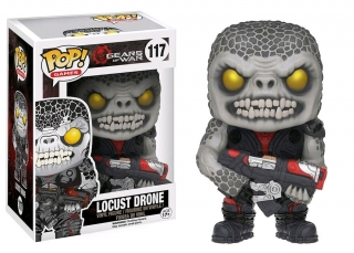 Gears of War POP! - figúrka Locust Drone 9 cm