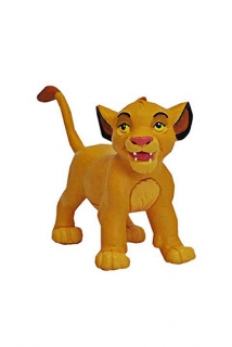 The Lion King - figúrka Simba Baby 4,6 cm