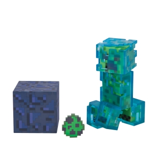 Minecraft - figúrka Charged Creeper 8 cm