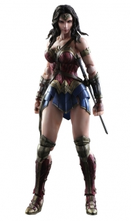Batman v Superman Dawn of Justice - figúrka Play Arts Kai Wonder Woman 25 cm