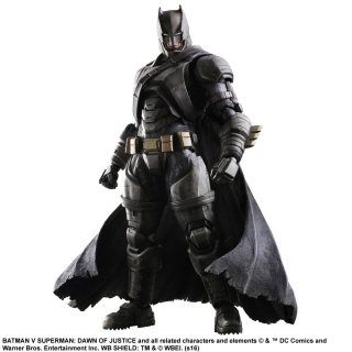 Batman v Superman Dawn of Justice - figúrka Play Arts Kai Armored Batman 25 cm