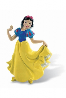 Snow White and the Seven Dwarfs - figúrka Snow White 10 cm