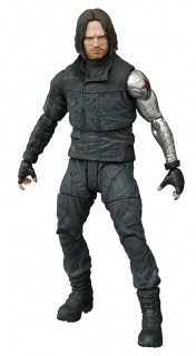 Marvel Select Civil War - figúrka Winter Soldier 18 cm