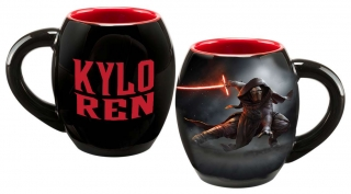 Star Wars Episode VII - hrnček Kylo Ren 0,532l